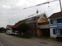 Mehrfamilienhaus Umbau an der Salinenstrasse in Möhlin