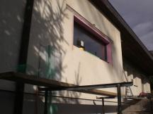 Fensterdurchbruch in bestehendes Einfamilienhaus in Magden