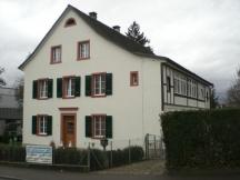 Sanierte Fassade in Rheinfelden
