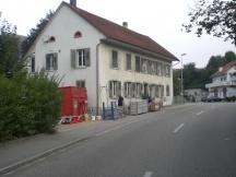 Mehrfamilienhaus vor Umbau, Hauptstrasse in Möhlin