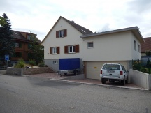 Anbau EFH, Steinligasse in Möhlin
